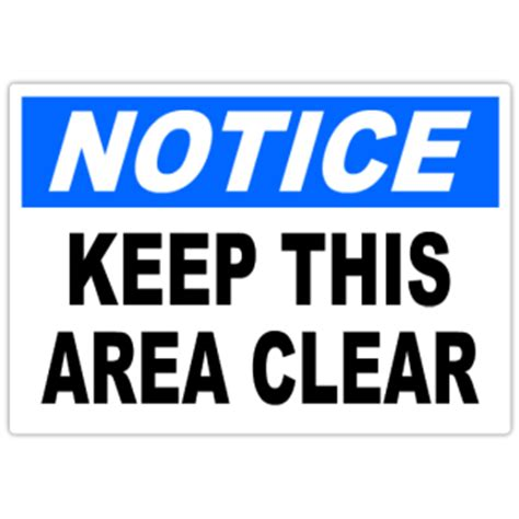 free safety sign templates 8 best images of safety notice sign template free free