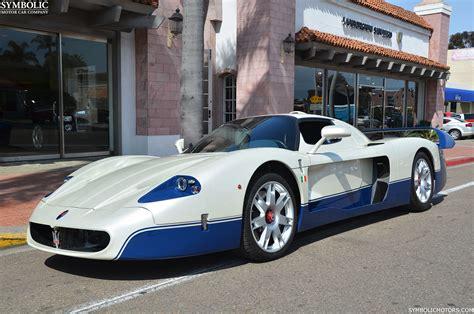 And Maserati Of San Diego Maserati Mc12 Now At Symbolic Motors San Diego