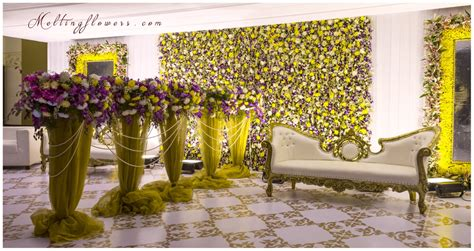 Flowers Wedding Decorations by Floral Decoration For Your D Day Wedding Decorations