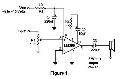 universe audio capacitor rangkaian lifier sederhana dengan ic lm386 arjun service
