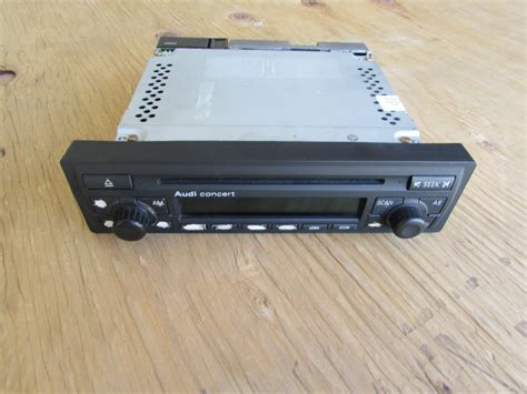Audi Concert 1 by Audi Tt Mk1 8n Concert 2 Cd Player Radio Stereo Unit