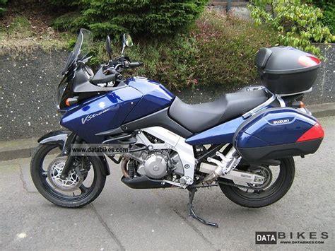 2005 Suzuki V Strom 1000 Specs 2005 Suzuki V Strom Dl 1000