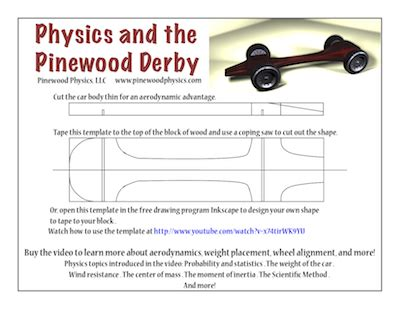 bsa pinewood derby templates pinewood derby templates customizable pinewood derby car