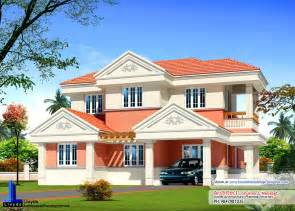 house models plans kerala home plan elevation and floor plan 2254 sq ft