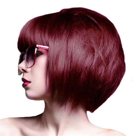 bordeaux hair color color hair dye bordeaux blue banana uk