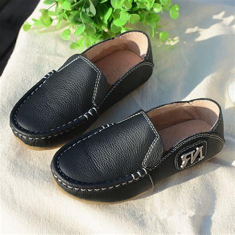 genuine leather boys shoes sneaker fashion shoes boys