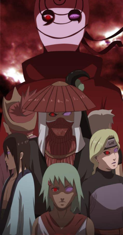meilleurs images du manga naruto madara uchiwa