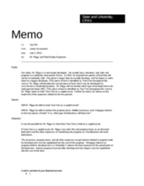 tax memo template mayer tif ch01 chapter one definition of functions