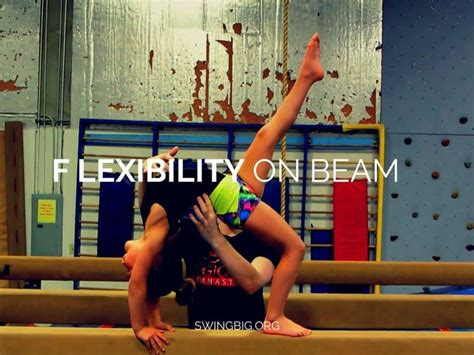 swing big gymnastics 17 best images about how do we teach it beam on