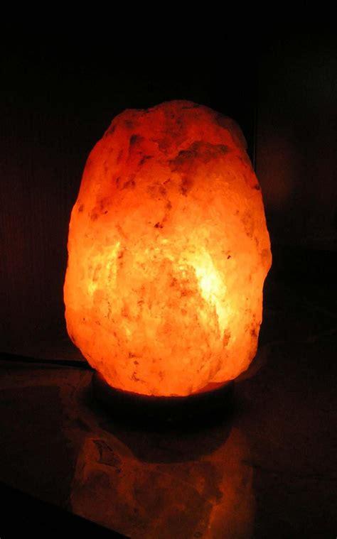 himalayan glow salt l reviews wbm 7 quot tall himalayan natural crystal salt l home