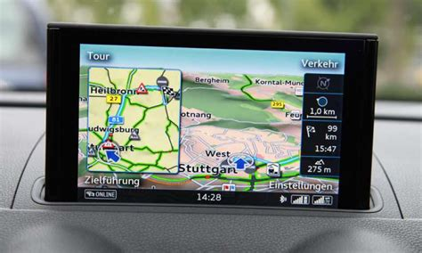 Audi Connect Kosten by Staumeldungen Mit Audi Mmi Navigation Plus Connect