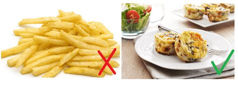 hot chips kilojoules footy finals snack swaps cancer council western australia