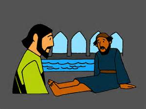 healing of a man by a pool mission bible class