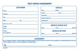 test drive agreement form buy now estampe