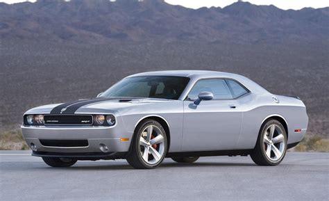 2009 Dodge Challenger Srt8 car and driver