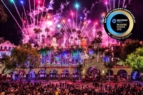 festival  lights riverside ca mission inn hotel  spa