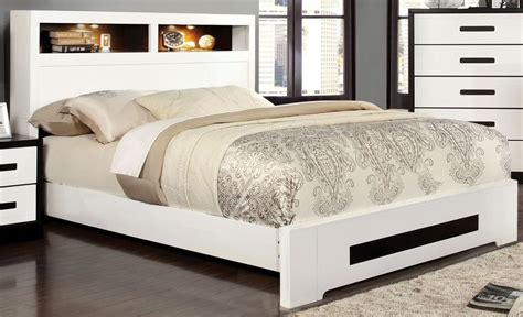 white and black headboard rutger white and black cal king headboard storage bed