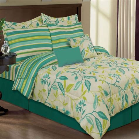 peacock bed set akemi peacock reversible queen 8 piece comforter bed in a