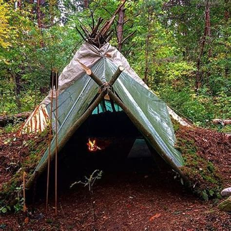 the shelter the 25 best survival shelter ideas on pinterest outdoor