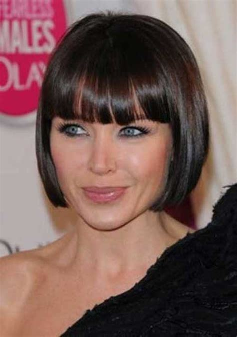 hairstyles blunt cut bob 5 popular short bob hairstyles style samba
