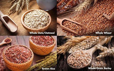 top 5 whole grains myrightbuy top 4 healthy whole grains