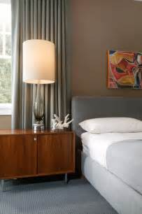mid century bedroom modern grey bedroom midcentury bedroom new orleans