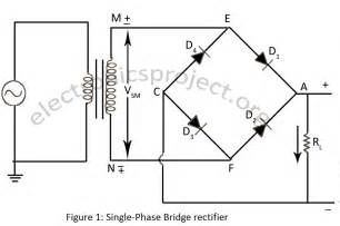 3 phase bridge rectifier circuit diagram 3 get free image about wiring diagram
