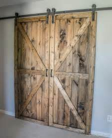 Track For Sliding Barn Door Diy Barn Door Plans