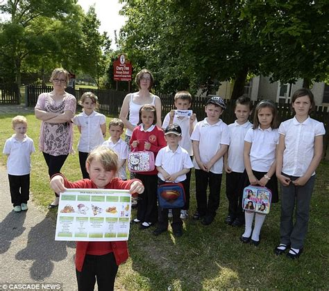 Cherry Tree 2015 Parents Guide Colchester S Cherry Tree Primary School Removed Scotch Eggs From Lunchboxes Daily Mail