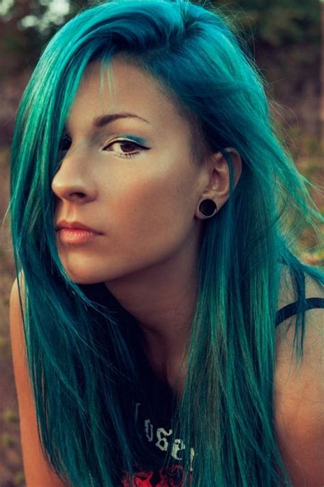 directions by la riche bright hair color from eyecandy s directions turquoise makeup nails hair
