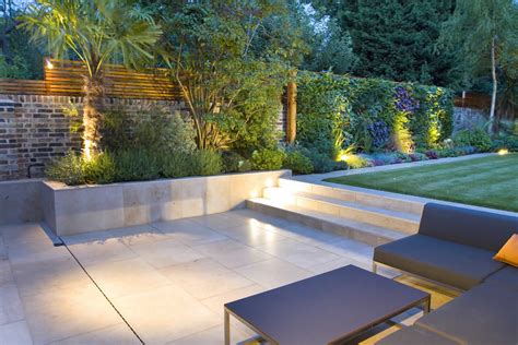 how to design backyard landscaping tips on create a minimalist garden with natural stones