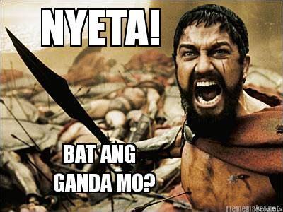 Meme Ganda Mo - meme maker nyeta bat ang ganda mo