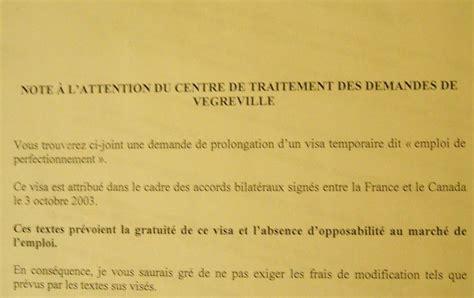 Lettre Demande De Visa Au Consul letter of application lettre explicative a l ambassade