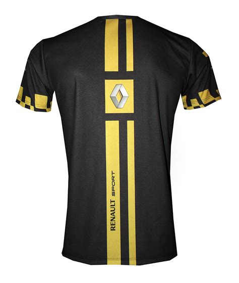 renault megane t shirt with logo and all printed