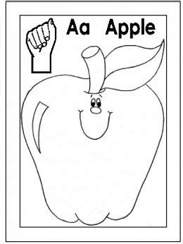 asl alphabet coloring pages sign language alphabet free coloring pages apple to ice