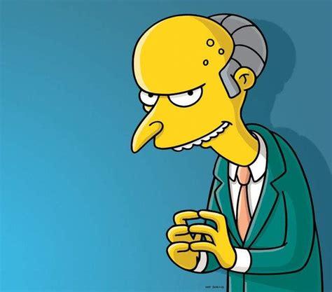 imagenes realistas de los simpsons el actor que da voz al se 241 or burns en los simpsons