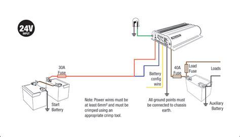 bcdc1225 standard installations redarc electronics