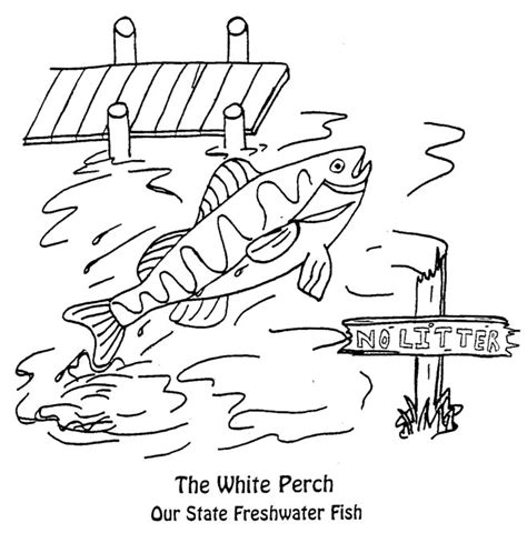 coloring pages of freshwater fish coloring pages office of the governor of louisiana