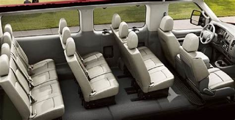 nissan nv2500 interior 2017 nissan nv passenger review redesign specs