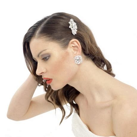 Wedding Hair With Clip by Wedding For Hair