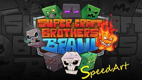 minecraft super craft brothers brawl minecraft server