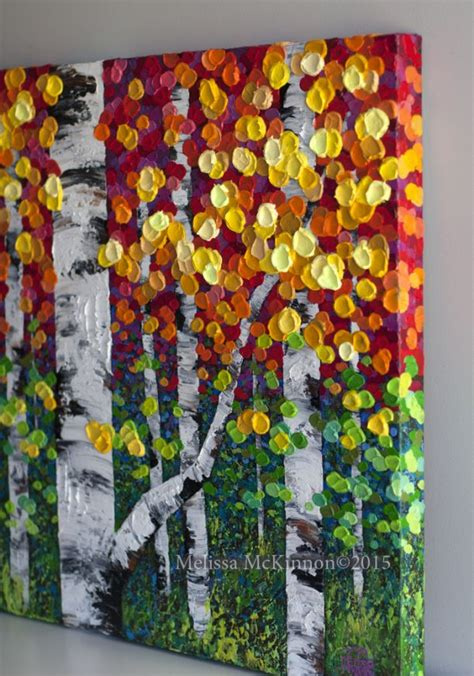 acrylic paint on canvas for sale best 25 fall tree painting ideas on autumn