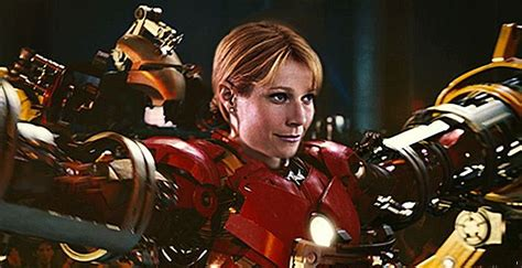 pepper potts iron woman coming summer