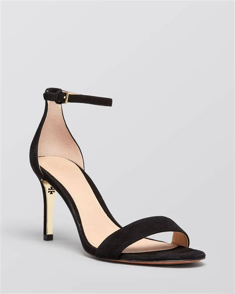 black ankle high heels black high heel sandals with ankle mad heel