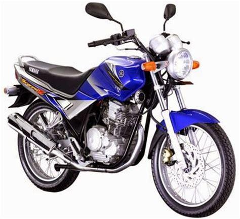 spesifikasi sepeda motor yamaha scorpio z 2005 2009