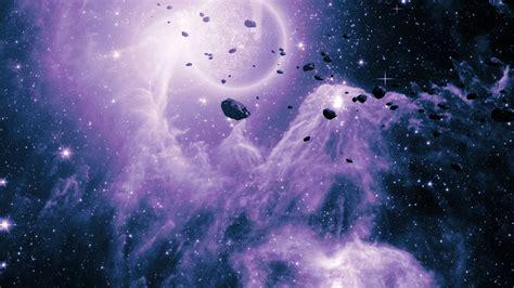 nebula wallpaper for mac 1920x1080 purple asteroids nebula desktop pc and mac wallpaper