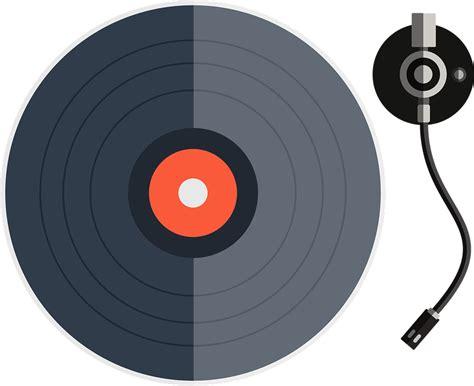 imagenes png para dj free vector graphic vinyl platinum disk music dj