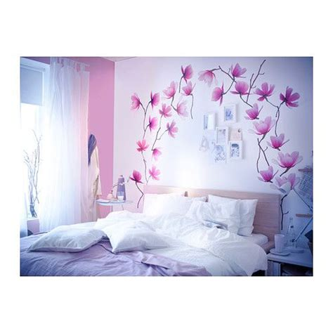 ikea wall stickers ikea wall stickers guest bedroom decoration ideas ikea stickers and magnolias