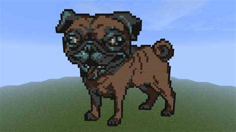 minecraft dogs my pixel minecraft project