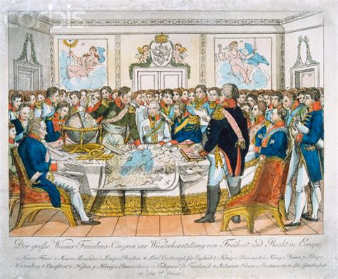 The Congress Of Vienna S Plan For European Peace Worksheet Answers